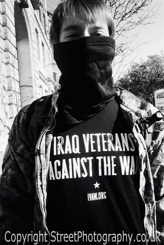 Veteran's Day Street Photography